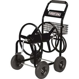 Ironton Garden Hose Reel Cart — Holds 5/8in. X 300ft. Hose| Northern Tool
