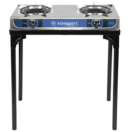 StanSport Portable Dual Fuel Camp Stove