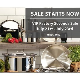 Up to 60% Off July VIP Factory Sale
