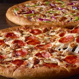 New $12.99 Large Lover's Pizzas