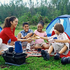 'Summer Outdoor Fun for Adventure Big & Small' Savings Event