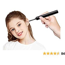 Ear Wax Removal Tool, Ear Camera, Ear Scope Camera1080P FHD Wireless Ear Endoscope with Earwax Cleaning Tool and 6 Adjustable LED Lights, Compatible with Android IOS Smartphone & Ipad.