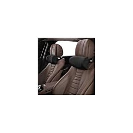 Adjustable Car Neck Pillow, Buluby Premium Interior Accessories Headrest Support for Driver or Front Passenger Seat -Auto Gadgets -Black