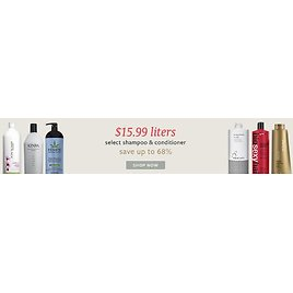 SALE! Hair Sale | Shampoo, Conditioner, Styling Aids | Beauty Brands