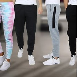 3PK Mens and Womens Joggers Sale