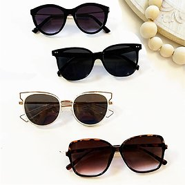 Vacay Sunglass Collection