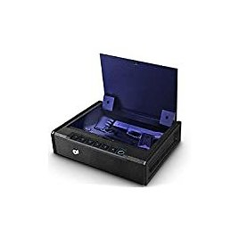 Father Day's Gift Gun Safe with Fingerprint Identification and Biometric Lock