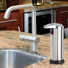 62% OFF! Touch-free Motion Activated Soap Dispenser