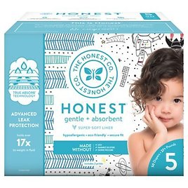 The Honest Company® Space Traveling Size 5 50-Count Disposable Diapers