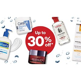 Up to 30% On Select Facial Skin Care Products - CVS Pharmacy