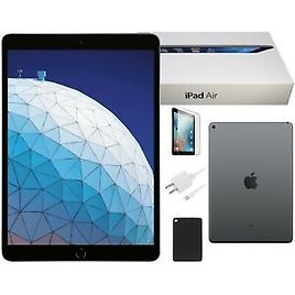 50% OFF Special Bundle Deal-Apple IPad Air 2 64GB, Space Gray, Wi-Fi Only 9.7in Retina🔥
