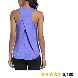 HLXFHB Workout Tank Tops for Women