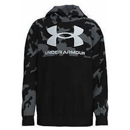 Boys 4-7 Camouflage Hunt Logo Graphic Pullover