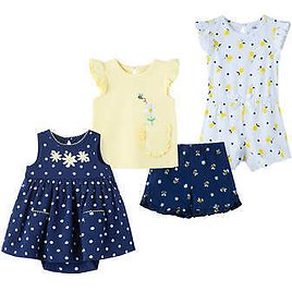 4-piece Clothing Sets for Girls
