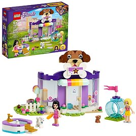 LEGO Friends Doggy Day Care 41691 Building Toy (221 Pieces)