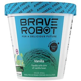 FREE Pint of Brave Robot Ice Cream (After Rebate)