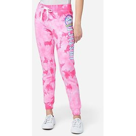 Candy Graphic Tie-Dye Joggers
