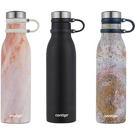 Contigo Stainless Steel Insulated Water Bottles from $10.93