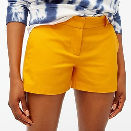 """3.5"""" Classic Chino Short (10 Colors)"""