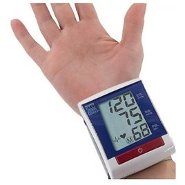 Wrist Cuff Blood Pressure Monitor - This Makes Taking Your Blood Pressure SO Quick and Easy! Plus, It Is Compact So You Can Take It Virtually Anywhere. Perfect for Athletes, Seniors, or Anyone That Wants to Monitor Their Blood Pressure with Ease!...
