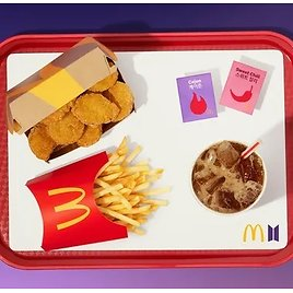 McDonald's BTS Meal Launches Wednesday with McNuggets and Spicy Dipping Sauces