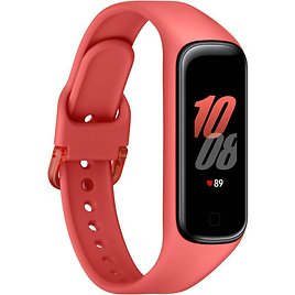 New! Samsung Galaxy Fit 2 - Red