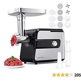 42% Off Electric Meat Grinders with Food Grinder,Sausage & Kubbe Maker