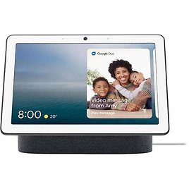 Google Nest Hub Max with Built-in Google Assistant