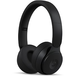 Beats Solo Pro Wireless Noise Cancelling On-Ear Headphones with Apple H1 Headphone Chip - Black / Gray