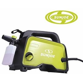 Sun Joe Hand-Carry Electric Pressure Washer with Adjustable Nozzle
