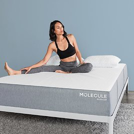Molecule ArcticLUX 12-in Cooling Antimicrobial Twin Mattress