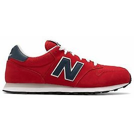 53% OFF! New Balance Men's 500 Classic Shoes Red