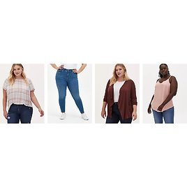 Affordable Plus Size Clothing - Sale & Clearance | Torrid