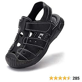 55% Off $9.99 Kids/Toddler Closed-Toe Sandals Free Shipping