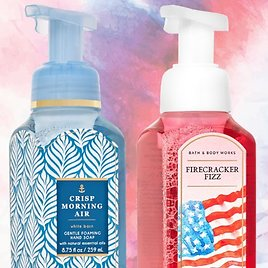50% Off BB&W Hand Soaps & Hand Sanitizers
