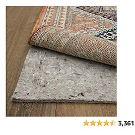 """Mohawk Home Ultra Premium All Surface Felt Rug Pad, 1/4"""" Thick (8'x10')"""
