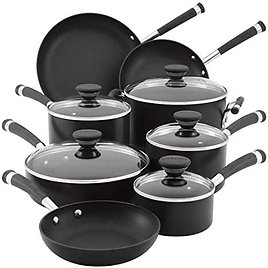 13-Pices Circulon Acclaim cookware Giveaway!