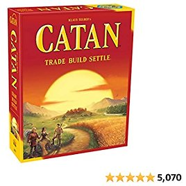 CATAN Unbox Now | Catan Board Game | Ages 10+ | 3-4 Players | Playtime 60 Mins | By Catan Studio