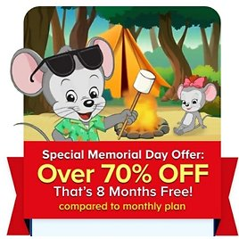 Over 70% Off Memorial Day Offer 1-Year Subscription (JUST $3.75 Per Month!)