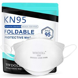 Lowest Price! 25-Pack KN95 Face Mask