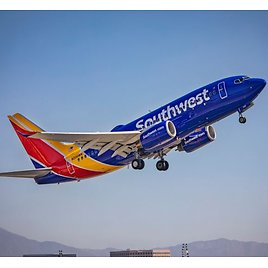 Southwest Airlines offering half off fall airfares in 50th anniversary sale