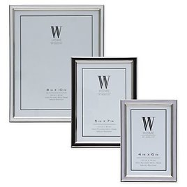 W Home™ Enamel Picture Frame | Bed Bath & Beyond