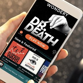 Free 4-Months of Wondery+ Offer