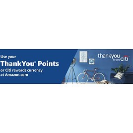 Redeem Your ThankYou® Points This Prime Day