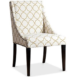 68% OFF! CLOSEOUT! Feltyn Swoop Dining Chair