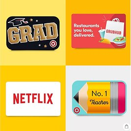 5% Off GiftCards with Target Circle