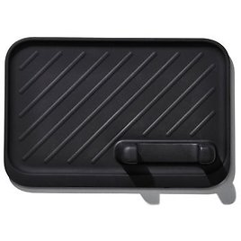 OXO Good Grips® Silicone Grilling Tool Rest in Black | Bed Bath & Beyond