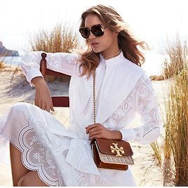 Up to 50% Off Tory Burch Summer Sale + Ships Free