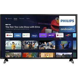 """Philips 55"""" Class 4K Ultra HD (2160P) Android Smart LED TV with Google Assistant (55PFL5766/F7)"""
