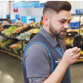 Walmart Unveils All-in-One Associate App, Me@Walmart, and Gives 740,000 Associates a New Samsung Smartphone